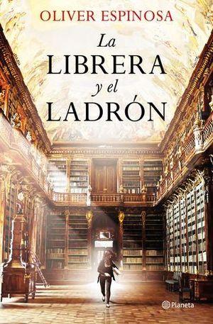 LA LIBRERIA Y EL LADRON