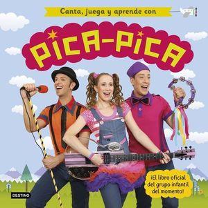 CANTA, JUEGA Y APRENDE CON PICA - PICA