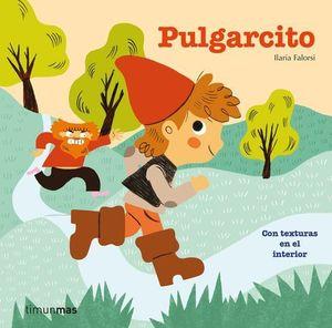 PULGARCITO. CON TEXTURAS EN EL INTERIOR