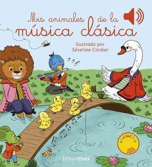 MIS ANIMALES DE LA MÚSICA CLÁSICA.