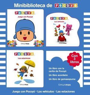 MINIBIBLIOTECA DE POCOYO