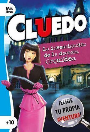 CLUEDO. LA INVESTIGACIÓN DE LA DOCTORA ORQUÍDEA. NARRATIVA
