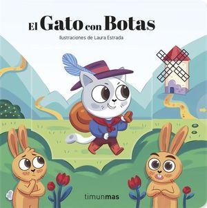 EL GATO CON BOTAS.  CUENTO CLASICO CON MECANISMO