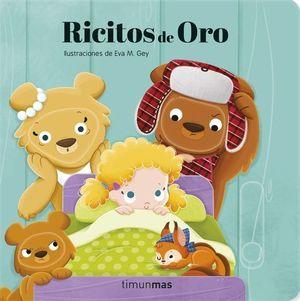 RICITOS DE ORO.  CUENTO CLASICO CON MECANISMO