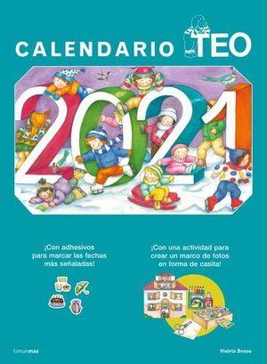 CALENDARIO TEO 2021.