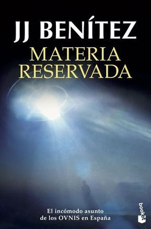 MATERIA RESERVADA.
