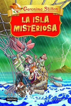 GS LA ISLA MISTERIOSA.