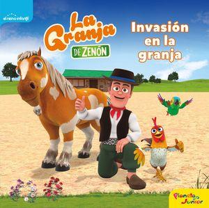 LA GRANJA DE ZENON  INVASION EN LA GRANJA