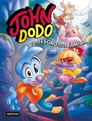 JOHN DODO Y EL TESORO DE LA FAMILIA