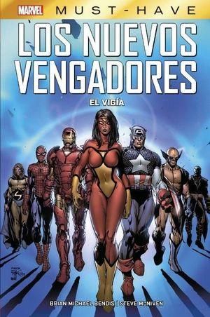 MST32 NUEVOS VENGADORES 2 EL VIGIA