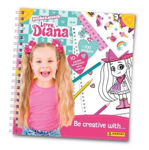 BE CREATIVE WITH LOVE DIANA 1