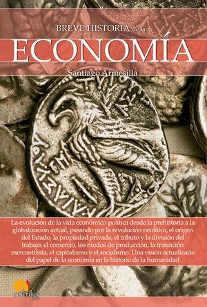 BREVE HISTORIA DE LA ECONOMIA