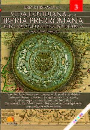 BREVE HISTORIA DE LA ... IBERIA PRERROMANA
