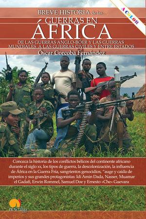 BREVE HISTORIA DE LAS GUERRA DE AFRICA
