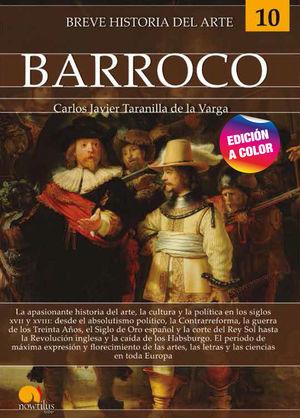 BREVE HISTORIA DEL BARROCO N. E. COLOR