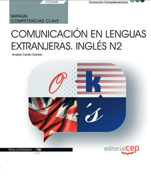 MANUAL. COMUNICACION EN LENGUAS EXTRANJERAS INGLES NIVEL II