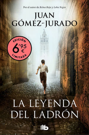 LA LEYENDA DEL LADRON  ED. LIMITADA