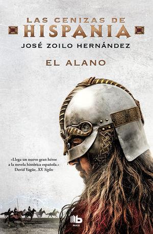 EL ALANO.  CENIZAS DE HISPANIA 1