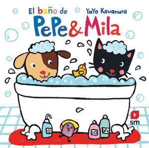 LIBRO DE BAÑO DE PEEP Y MILA