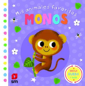 MONOS.  MIS ANIMALES FAVORITOS