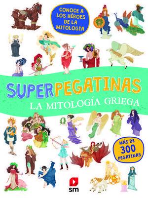 SUPERPEGATINAS LA MITOLOGIA GRIEGA