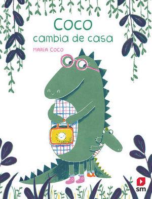 COCO CAMBIA DE CASA.