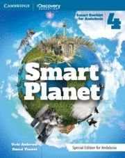 SMART PLANET. ANDALUSIA PACK (STUDENT'S BOOK AND ANDALUSIA BOOKLET). LEVEL 4