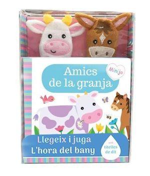 LLIBRE BANY AMICS GRANJA LLEGEIX Y JUGA