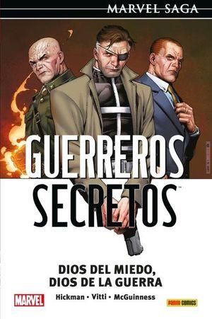 G SECRETOS 2 DIOS DEL MIEDO DIOS GUERRA