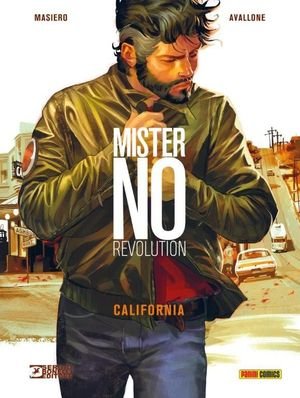 MISTER NO CALIFORNIA