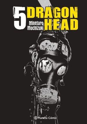DRAGON HEAD Nº 05/05.