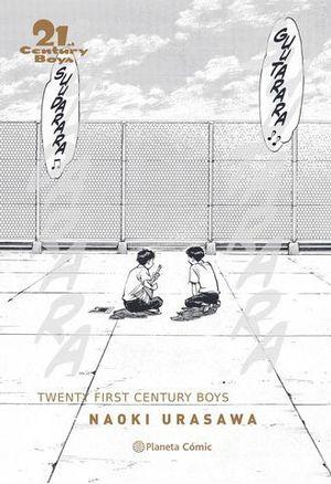 21ST CENTURY BOYS KANZENBAN (NUEVA EDICION)