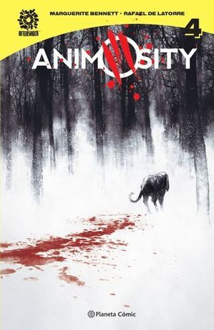 ANIMOSITY Nº 04.