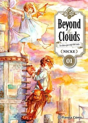 BEYOND THE CLOUDS Nº 01.
