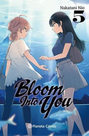 BLOOM INTO YOU Nº05/08