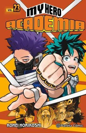 MY HERO ACADEMIA Nº 23.