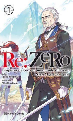 RE:ZERO (NOVELA) Nº 07. EMPEZAR DE CERO EN UN MUNDO DIFERENTE. VOLUMEN