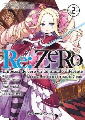 RE: ZERO CHAPTER 2 Nº2