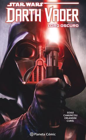 STAR WARS DARTH VADER LORD OSCURO HC (TOMO) Nº 02/04.