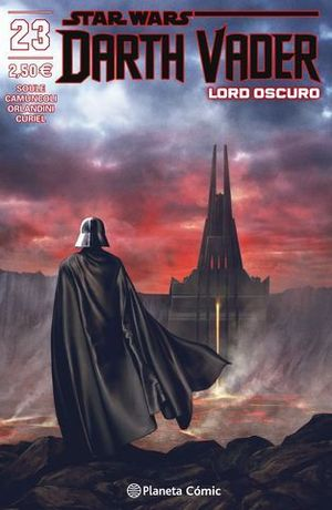STAR WARS DARTH VADER LORD OSCURO 23