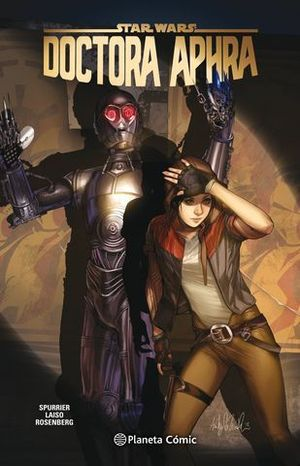 STAR WARS DOCTORA APHRA Nº 05/07.