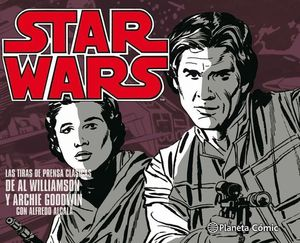 STAR WARS TIRAS DE PRENSA Nº 02/03.