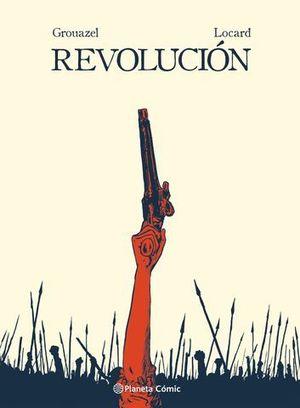 REVOLUCIÓN (NOVELA GRÁFICA). LIBERTAD