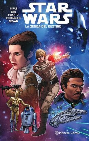 STAR WARS Nº 01 DESTINY PATH (TOMO).