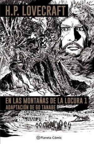 LAS  MONTAÑAS DE LA LOCURA- LOVECRAFT Nº 01/02. ADAPTACIÓN DE GOU TANA