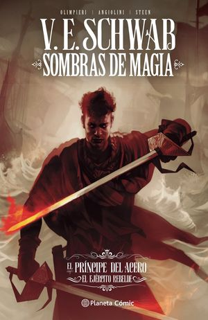 SOMBRAS DE MAGIA Nº 03