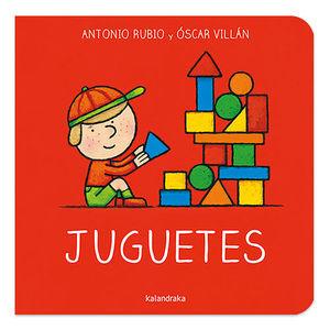JUGUETES.  DE LA CUNA A LA LANA