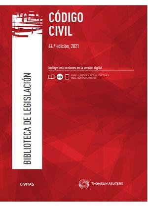 CÓDIGO CIVIL (DUO) (PAPEL + E-BOOK)