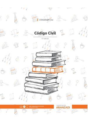 CÓDIGO CIVIL (LEYITBE) (PAPEL + E-BOOK)