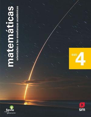 MATEMATICAS 4º ESO ACADEMICAS NUEVA GENERACION ED. 2021
